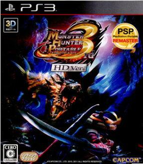 [PS3]몬스터 헌터 휴대용 3 rd HD Ver. (20110825)
