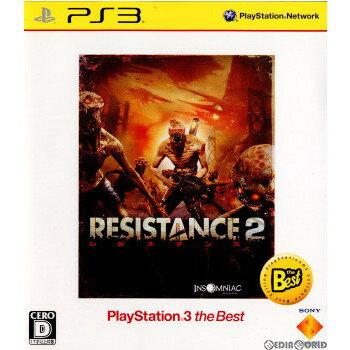 【中古】【表紙説明書なし】[PS3]RESISTANCE 2(レジスタンス2) PlayStation3 the Best(BCJS-70022)(20110825)