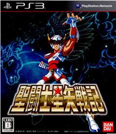 【中古】[PS3]聖闘士星矢戦記 通常版(20111123)