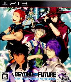 【中古】[PS3]BEYOND THE FUTURE - FIX THE TIME ARROWS -(ビヨンド ザ フューチャー フィックス ザ タイム アロー) 初回限定版(20111208)
