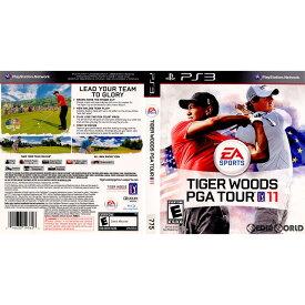 【中古】[PS3]Tiger Woods PGA TOUR 11(タイガー・ウッズ PGA ツアー 11)(北米版)(BLUS-30489)(20100608)
