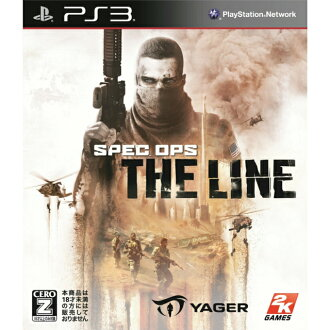 [PS3]supekkuopusuza·線(Spec Ops The Line)(20120830))