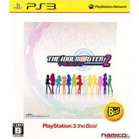 【中古】[PS3]アイドルマスター2(THE IDOLM@STER 2) PS3 the Best(BLJS-50025)(20120802)