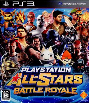 【中古】[PS3]プレイステーション オールスター・バトルロイヤル(PLAYSTATION ALL-STARS BATTLE ROYALE)(20130131)