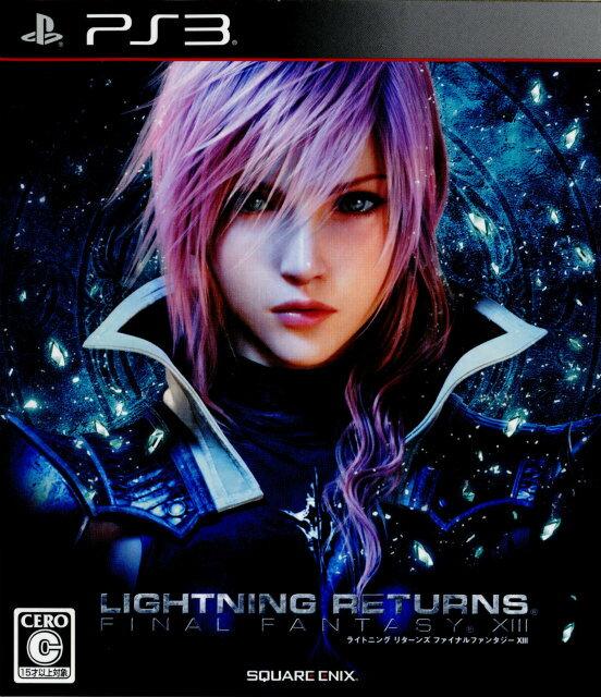 【中古】[PS3]ライトニング リターンズ ファイナルファンタジー13(LIGHTNING RETURNS:FINAL FANTASY XIII)(20131121)