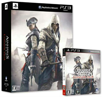[PS3]아사신크리드코나・서가(ASSASSIN'S CREED CONNOR SAGA)(20140320)