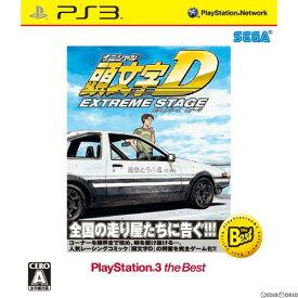 【中古】[PS3]頭文字D EXTREME STAGE(イニシャルD エクストリームステージ) PlayStation3 the Best(BLJM-55013)(20100311)