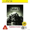 【中古】[PS3]Fallout 3(フォールアウト3) PlayStation3 the Best(BLJS-50012)(20091126)