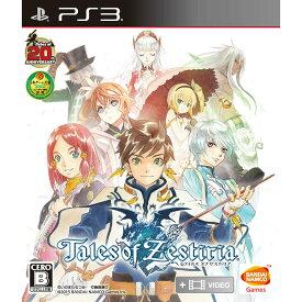【中古】[PS3]テイルズ オブ ゼスティリア Tales of Zestiria(20150122)