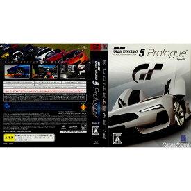 【中古】[PS3](本体同梱ソフト単品)グランツーリスモ5 プロローグ スペック3(Gran Turismo Prologue Spec III)(20081030)