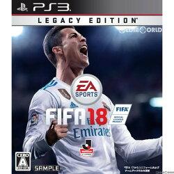 【中古】[PS3]FIFA18LegacyEdition(レガシーエディション)(20170929)【RCP】