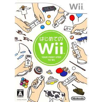 [Wii]第一次Wii(軟體單物品)(20061202)