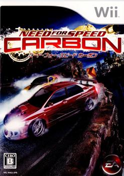 【中古】【表紙説明書なし】[Wii]ニード・フォー・スピードカーボン(NeedforSpeed:Carbon/NFSC)(20061221)