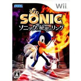 【中古】[Wii]ソニックと秘密のリング(20070315)