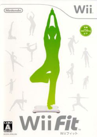 [Wii]Wii Fit(uifitto)(平衡Wii板同裝)(20071201) Media World