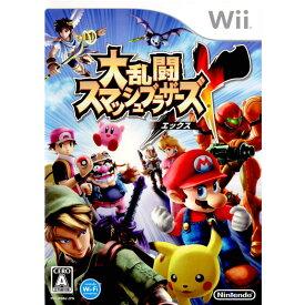 【中古】[Wii]大乱闘スマッシュブラザーズX(エックス)(20080131)