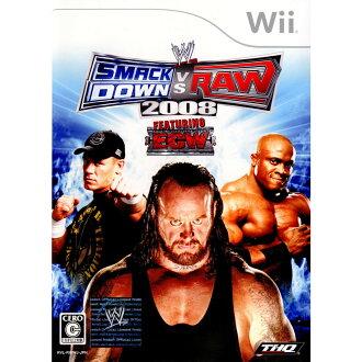 [Wii]WWE2008 SmackDown vs Raw(Mac降低vs低下)(20080214)