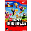 【中古】[Wii]New(ニュー) スーパーマリオブラザーズ Wii(20091203)【RCP】