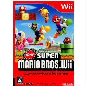 【中古】[Wii]New(ニュー) スーパーマリオブラザーズ Wii(20091203)