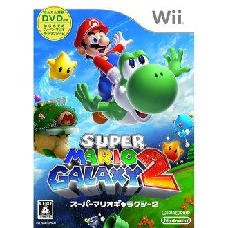 [Wii]超級市場馬裏奥星系2(第一次超級市場馬裏奥星系2DVD同裝)(20100527)