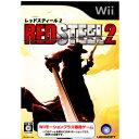 【中古】[Wii]レッドスティール2(RED STEEL 2) (Wiiモーションプラス同梱版)(20100527)【RCP】
