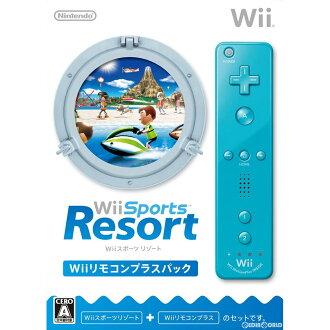 [표지 설명서 없음][Wii]Wii Sports Resort (Wii 스포츠 리조트) Wii 리모콘 플러스 팩(20101111)