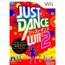 【中古】[Wii]JUST DANCE Wii 2(ジャストダンスWii2)(20120726)