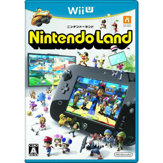 【中古】[WiiU]Nintendo Land(ニンテンドーランド)(20121208)
