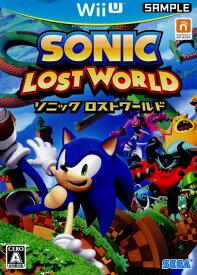 【中古】[WiiU]ソニック ロスト ワールド(SONIC LOST WORLD)(20131024)