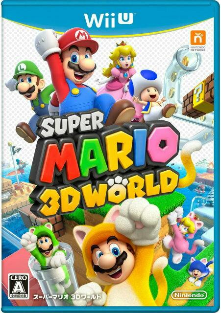 【中古】[WiiU]スーパーマリオ 3Dワールド(20131121)