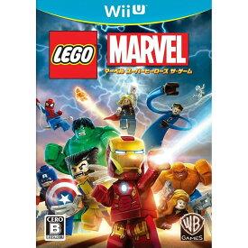 【中古】【表紙説明書なし】[WiiU]LEGO® レゴ マーベル スーパーヒーローズ ザ・ゲーム(20150122)