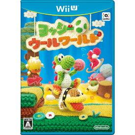 【中古】[WiiU]ヨッシー ウールワールド 通常版(20150716)