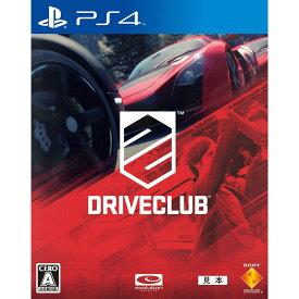 【中古】[PS4]DRIVECLUB(ドライブクラブ)(20141009)