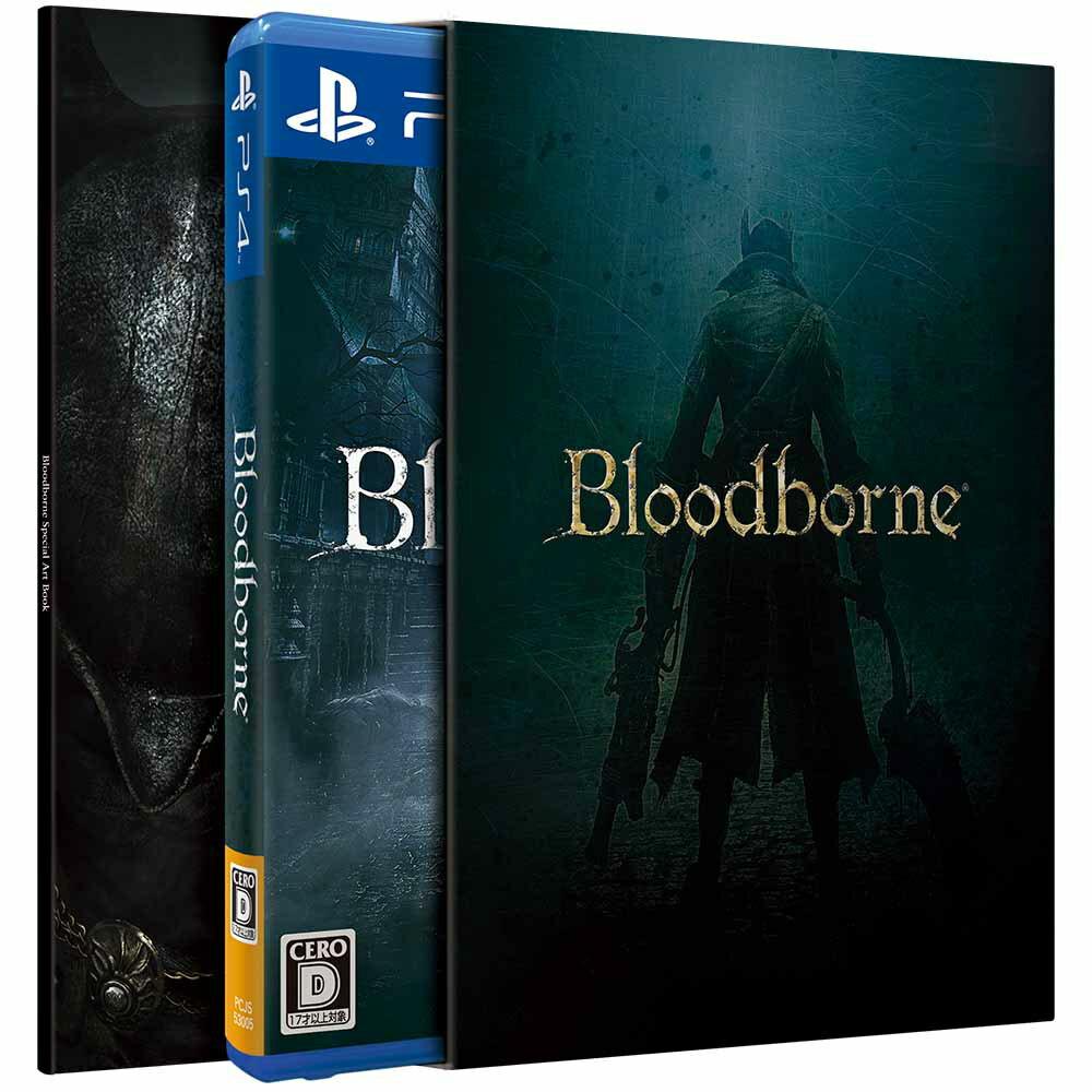 【中古】【表紙説明書なし】[PS4]Bloodborne(ブラッドボーン) 初回限定版(20150326)