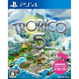 【中古】[PS4]TROPICO 5(トロピコ 5)(20150423)