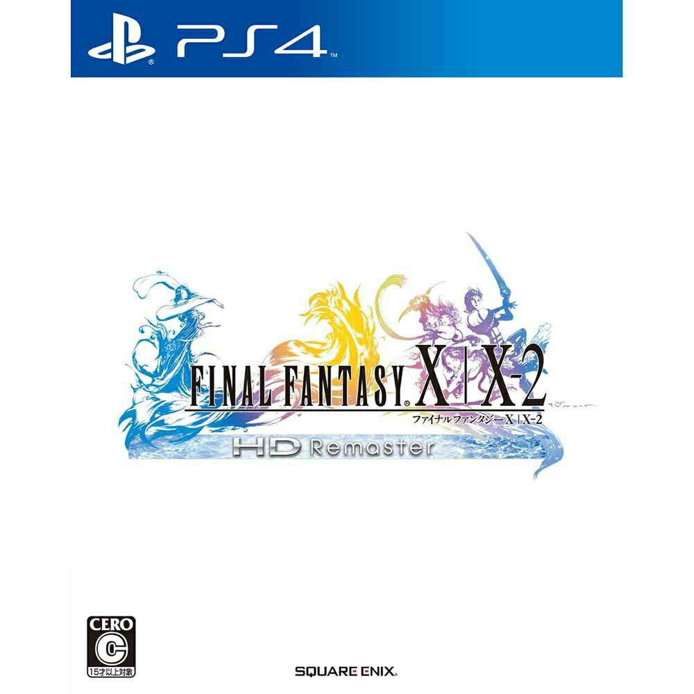 【新品即納】[PS4]FINAL FANTASY X/X-2 HD Remaster(ファイナルファンタジー10/10-2 HDリマスター)(20150514)