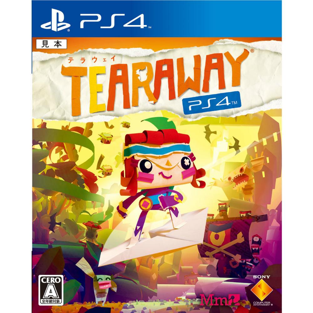 【中古】[PS4]Tearaway PlayStation 4(テラウェイ プレイステーション4)(20151001)
