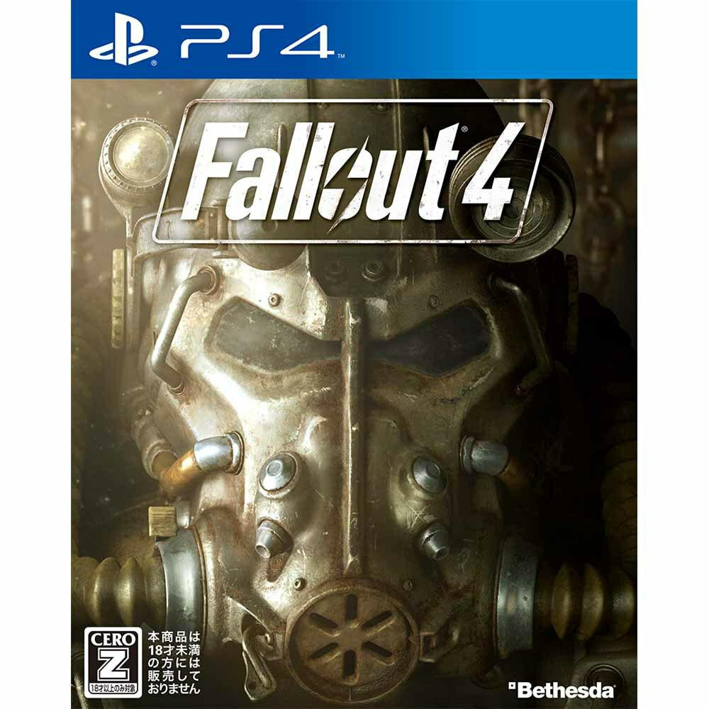 【中古】[PS4]Fallout 4(フォールアウト4) 通常版(20151217)