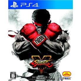 【中古】[PS4]ストリートファイターV(STREET FIGHTER 5) 通常版(20160218)