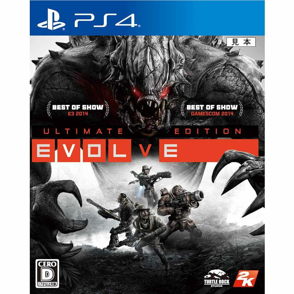 【中古】[PS4]EVOLVE Ultimate Edition(エボルブ アルティメットエディション)(20160114)