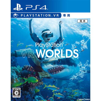 [PS4] PlayStation VR 世界 (PlayStation VR 世界) (20161013)