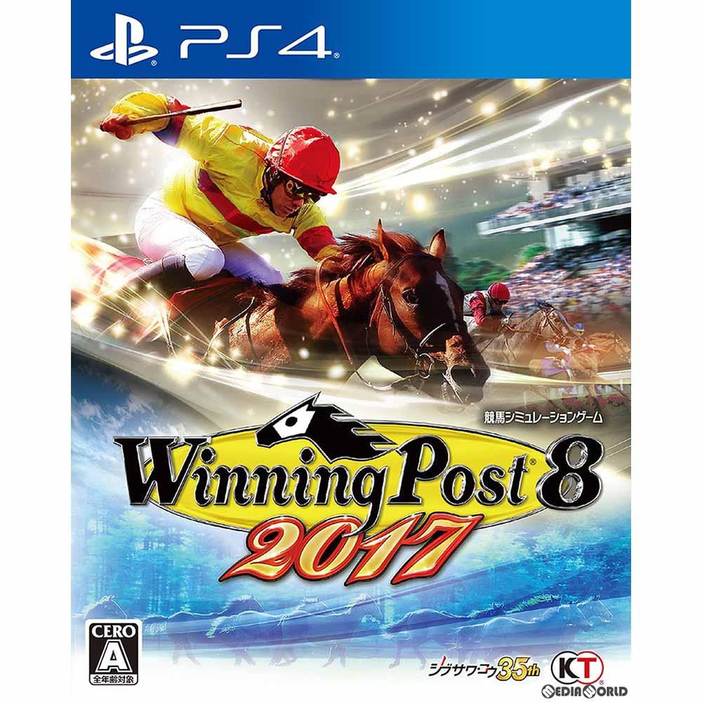 【中古】[PS4]Winning Post 8 2017(ウイニングポスト8 2017)(20170302)