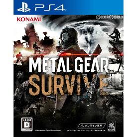 【新品】【お取り寄せ】[PS4]METAL GEAR SURVIVE(メタルギア サヴァイヴ/メタルギア サヴァイブ)(オンライン専用ソフト)(20180221)