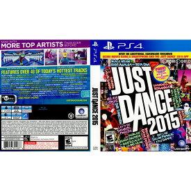【中古】【表紙説明書なし】[PS4]JUST DANCE 2015(ジャストダンス2015)(北米版)(CUSA-00676)(20141021)