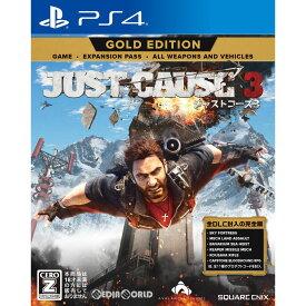 【中古】[PS4]ジャストコーズ3 ゴールドエディション(Just Cause3 GOLD EDITION)(20180322)