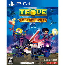 [PS4]Trove(torovu) -閃閃發光的財寶包-(在線專用)(20180524)
