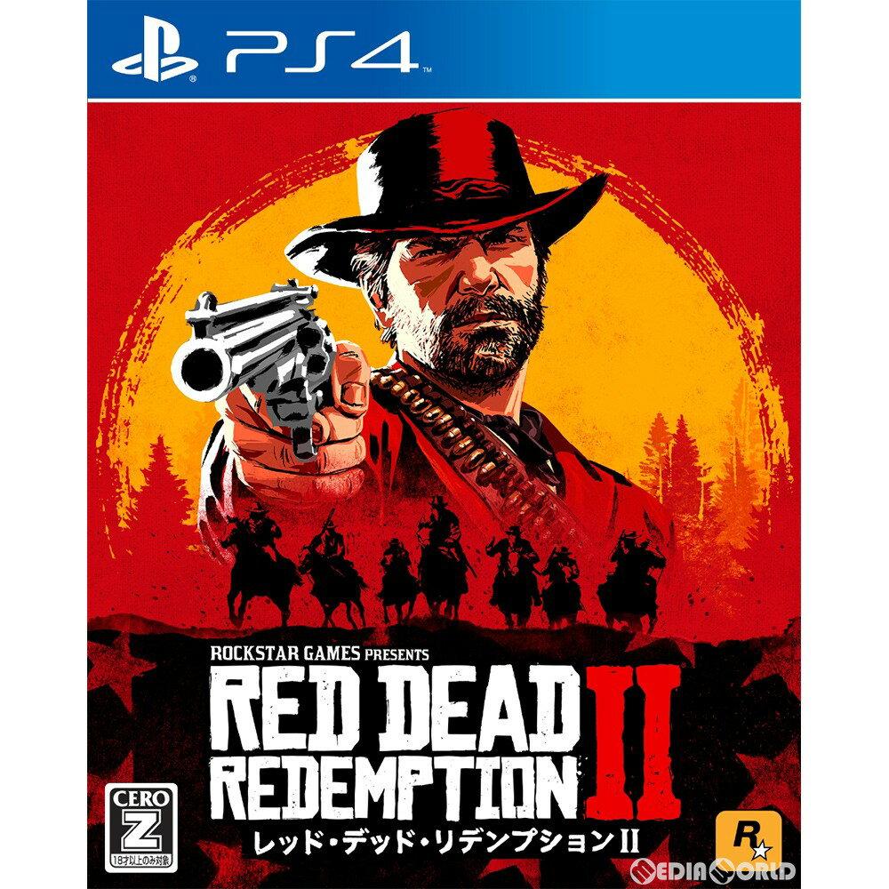 【新品即納】[PS4]数量限定特典付 レッド・デッド・リデンプション2(Red Dead Redemption 2) 通常版(20181026)