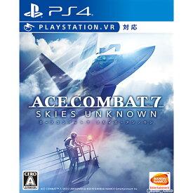 【新品】【お取り寄せ】[PS4]ACE COMBAT 7: SKIES UNKNOWN(エースコンバット7 スカイズ・アンノウン) 通常版(20190117)