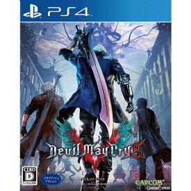 【新品】【お取り寄せ】[PS4]デビル メイ クライ 5(Devil May Cry 5)(20190308)