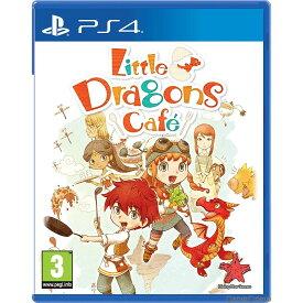 【中古】[PS4]Little Dragons Cafe(リトルドラゴンズカフェ -ひみつの竜とふしぎな島-)(EU版)(CUSA-13063)(20180928)